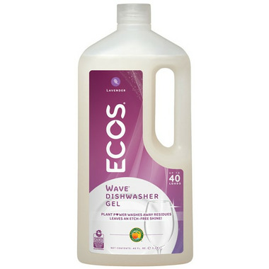 Earth Friendly Products Organic ECOS Auto Dishwasher Gel