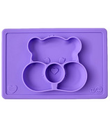 ezpz Care Bears Mat Share Bear Purple