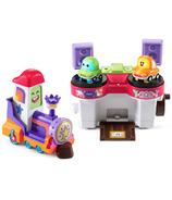 VTech Go! Go! Cory Carson DJ Train Trax & the Roll Train