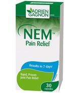 Adrien Gagnon Nem Pain Relief