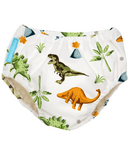 Charlie Banana 2-in-1 Swim Diaper & Training Pant Dinosaurs XL