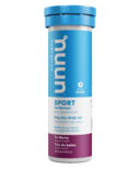 Nuun Hydration Sport For Workout Tri-Berry