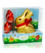 Lindt Gold Bunny & Eggs Gift Box