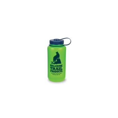 Nalgene 32 Ounce Wide Mouth Loop Green