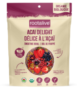 Rootalive Organic Acai Delight Smoothie Bowl