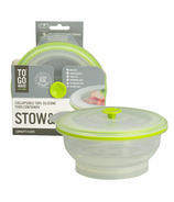 To-Go Ware Stow & Go Collapsible Container Large Green