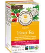 Traditional Medicinals Organic Heart Tea with Hawthorn