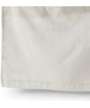 Petit Pehr Cotton Linen Crib Skirt Natural