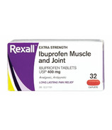 Rexall Extra Strength Muscle & Joint Ibuprofen Tablets