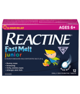 Reactine Allergy Junior Fast Melt Tablets