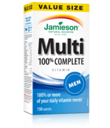 Jamieson Men's Adult Multivitamin Value Pack