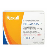 Rexall Nic-Assist Stop Smoking System Step 2 14mg