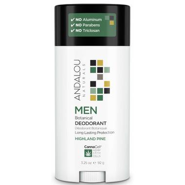 ANDALOU naturals MEN Botanical Deodorant Highland Pine