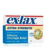 Ex-Lax Extra Strength Senna Pills