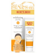Burt's Bees Exfoliating Clay Mask with Plum Extract Single Use