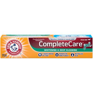 Arm & Hammer Total Complete Care Gel