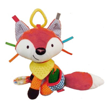 Skip Hop Bandana Buddies Activity Fox