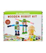 Kid Made Modern Wooden Robots Kit
