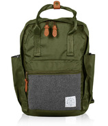 Product of the North Elkin Diaper Backpack Olive