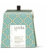 Lucia Sea Watercress & Chai Tea Soy Candle