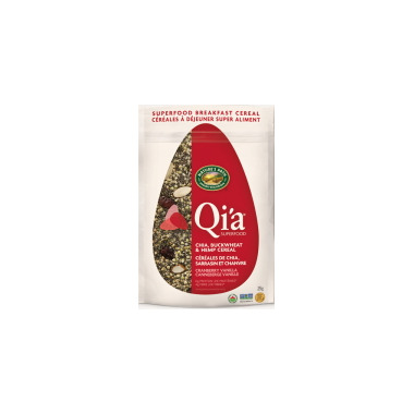 Nature\'s Path Organic Qi\'a Cranberry Vanilla Superfood Cereal