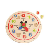 Hape Toys Happy Hour Clock