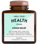 Well Told Cough Relief