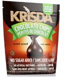 Krisda Stevia Semi-Sweet Chocolate Chips