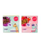 Welo Kids Probiotic Peanut Free Bars Bundle