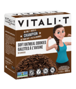 Vitali-T Brownie Oatmeal Cookie