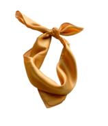 Mini Bretzel Hair Ribbon Gold