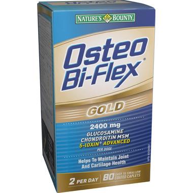 Nature\'s Bounty Osteo Bi-Flex Gold