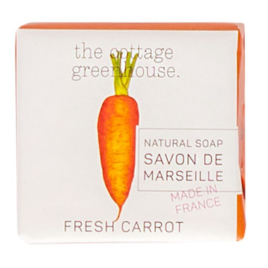 The Cottage Greenhouse Fresh Carrot Soap