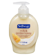 Softsoap Hand Soap Milk & Golden Honey