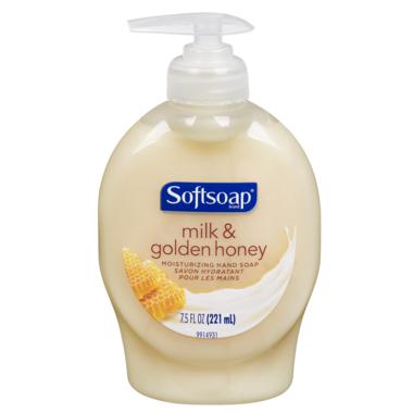 Softsoap Hand Soap Milk & Golden Honey