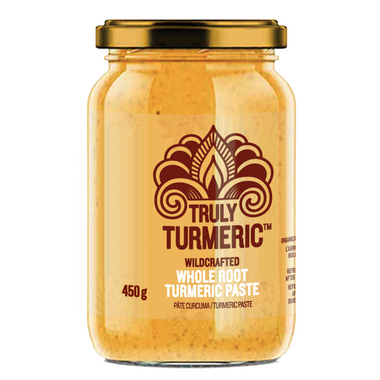 Truly Turmeric Whole Root Turmeric Large