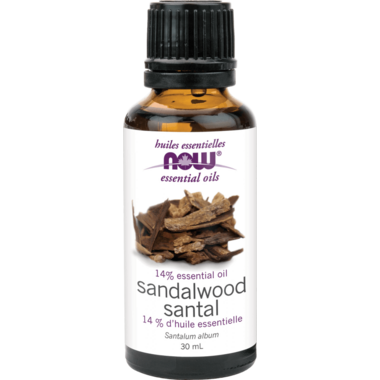 NOW Essential Oils Sandalwood Oil Blend