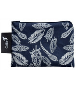 Colibri Reusable Snack Bag Small in Feather