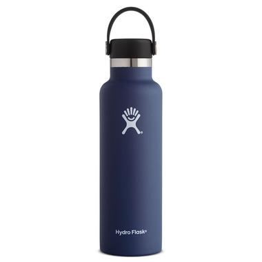 Hydro Flask Standard Mouth With Flex Cap Cobalt