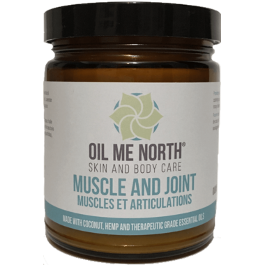 Oil Me North Muscle and Joint Budder