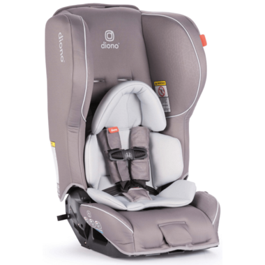 Diono Rainier 2AX Convertible Car Seat Oyster Grey