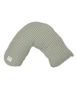 Posh & Plush x L'ovedbaby Nursing Pillow Gray/Beige