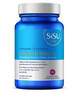SISU Kids Vitamin D 1000IU