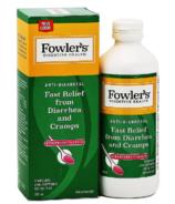 Fowler's Anti-Diarrheal Suspension