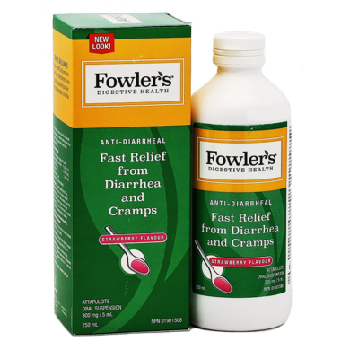Fowler\'s Anti-Diarrheal Suspension