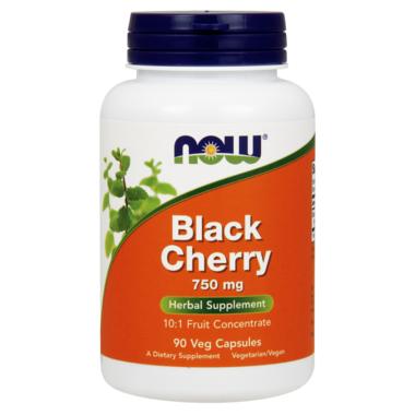 NOW Foods Black Cherry Fruit Extract