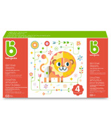 babyganics Skin Love Ultra Absorbent Diapers Size 4