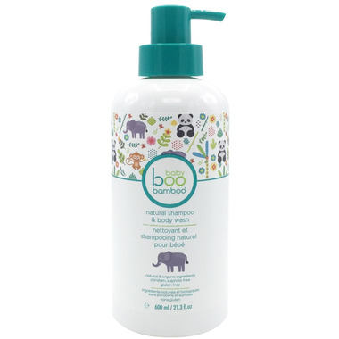 Baby Boo Bamboo Natural Shampoo & Body Wash