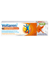 Voltaren Back and Muscle Pain Relief Gel with No Mess Applicator