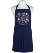 Now Designs Jubilee Apron Love & Light